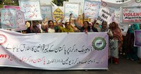 Pakistan: Domestic workers fight for their rights