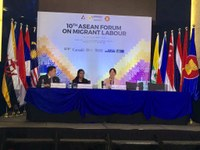 Philippines: The 10th ASEAN Forum recommends measures for decent work for domestic workers
