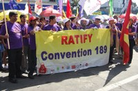 Philippines: Urge the Government to Ratify C189 within the next month