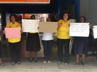 """South Africa: Domestic workers keep fighting """"a living wage and proper hours"""""""