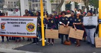 South Africa: History and struggle of domestic workers fighting for their rights to be included in COIDA