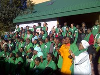 South Africa: Story report on the Launch of the Africa Domestic Workers' Network