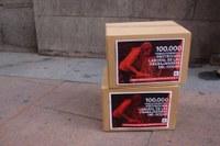Spain: Grupo Turin delivered 100,000 signatures urging for ratification of C189