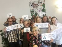 Sweden: Union to Union supports to the campaign of My Fair Home on June 16