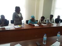 Tanzania: Domestic workers meeting with Parliament Committee of Social Welfare