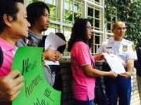 Thailand: Ethiopian domestic worker of WHO Thailand senior staff filed legal actions against her employers