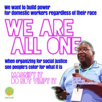 The Battle is Not Over: We will Keep Uplifting Domestic Worker's Voices