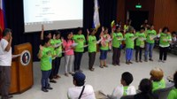 The First Domestic Workers Union in Philippines Established!