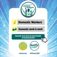 The Silver Lining: Domestic Workers Organizing One Decade On - IDWF Statement on June 16, 2021
