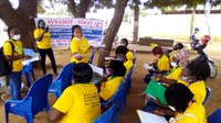 Togo: SYNADOT's organizational development