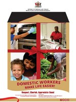 "Trinidad and Tobago: ""Respect, Cherish and Appreciate"" - video testimonial featuring domestic workers and domestic work"