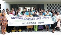 Trinidad & Tobago: Domestic workers rep calls for less restrictions to free movement