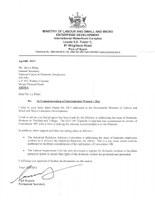 Trinidad & Tobago: Labor Ministry reviewing the C189