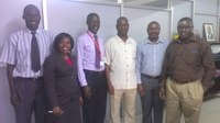 Uganda: UHFTAWU meeting with the Director Labour to discuss rights of domestic workers