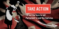 UK: Help protect domestic workers - Tell the Parliament to end the tied visa