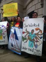 USA: Beyond survival - moving to end domestic labour trafficking