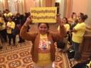 USA: SB1015 passes the Senate Labor Committee