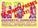 USA: The California Senate Passed the Domestic Workers Bill of Rights