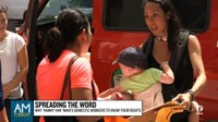 USA: The NannyVan educating domestic workers about their rights