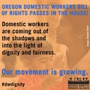 USA: The Oregon Domestic Workers Bill of Rights passed out of the House