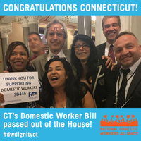 USA: Victory! Connecticut Domestic Worker Bill Passes the House!