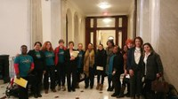 USA: Victory in Massachusetts! NDWA Affiliate, Matahari, protected au pairs rights and the domestic workers' law!