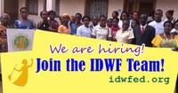 Africa: IDWF Program officer for Francophone Africa (CLOSED)