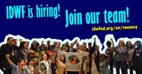 Global: IDWF is hiring - Organization Sustainability Coordinator (CLOSED)