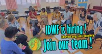 Global: IDWF Program Manager - Advocacy & Campaign (CLOSED)