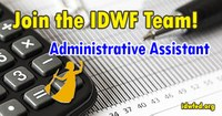 Hong Kong: IDWF is hiring - Full Time Administrative Assistant (CLOSED)