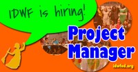 Hong Kong: IDWF is hiring - Project Manager (CLOSED)