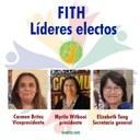 El Congreso de Trabajadores del Hogar Internacionales elige a sus líderes - Reelecciones de Myrtle Witbooi como Presidenta y Elizabeth Tang como Secretaria General