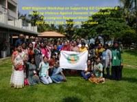 Sri Lanka: Taller Regional de la FITH y Reunión Regional Precongreso