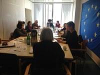 Europa: El 19 de abril de 2017 tuvimos la primera reunión cara a cara de casi todos los afiliados de la FITH