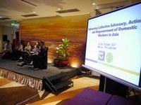 Filipinas: acentuando la lucha colectiva, la acción y el empoderamiento de las trabajadoras del hogar en Asia, una conferencia regional de FITH-MFA