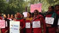 India: FITH y su filial Gharelu Kamgaar Sanghatan Sinidcato de Trabajadores del Hogar de Gurgaon, junto con sus socios en Nepal están pidiendo justicia