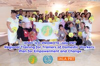 Indonesia: Hacia una planificación eficaz, taller de CDC en Jakarta