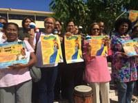 República Dominicana: ACCIONES AL ALCANCE DE TODAS las trabajadoras de hogar PARA EL 8M