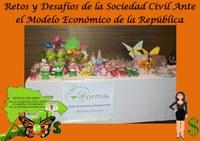 Retos y desafíos de la sociedad civil ante el modelo económico de la República Dominicana