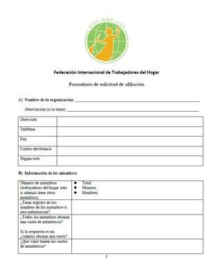 photo - FITH Formulario de solicitud de afiliación