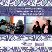 Acción para el Empoderamiento de las Empleadas del Hogar en la Equidad de Género