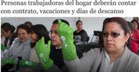 DECRETO en México