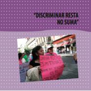 Discriminar Resta, No Suma