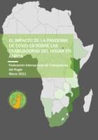 El impacto de la pandemia de COVID-19 sobre las trabajadoras del hogar en África