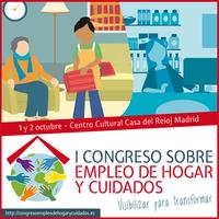 España: 2016 1er Congreso EEHH y Cuidados