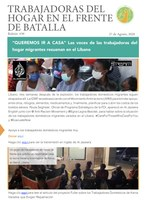 FITH e-Boletín #39 - 27 de AGOSTO 2020