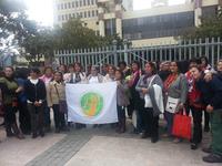Fortalecimiento de los derechos laborales y la protección social de las trabajadoras del hogar por la FITH