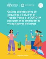 Guía de orientaciones de Seguridad y Salud en el Trabajo frente a la COVID-19 para personas empleadoras y trabajadoras del hogar