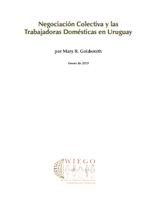 Negociación Colectiva y las Trabajadoras Domésticas en Uruguay