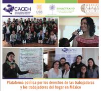Plataforma política por los derechos de las trabajadoras y los trabajadores del hogar en México